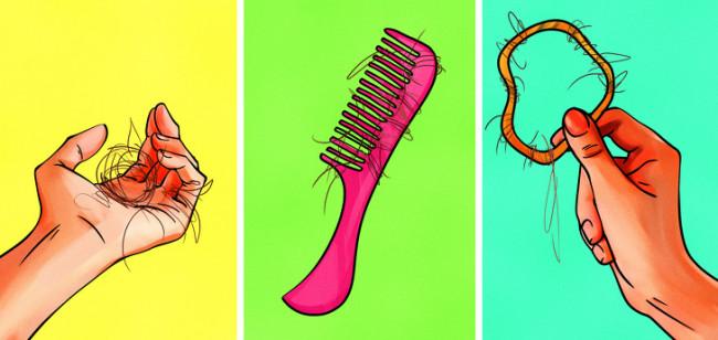 15 kép haj problémákról, amiken fájdalmában minden nő nevet