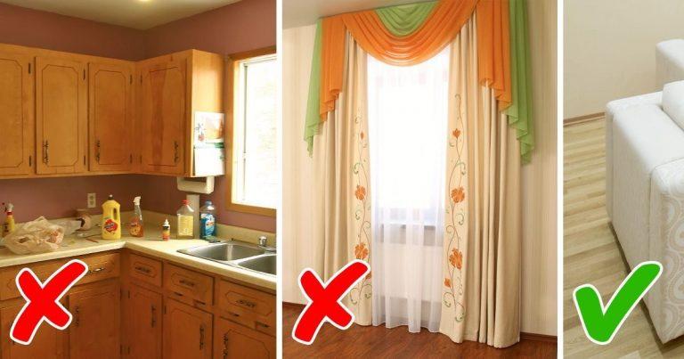 12 egyszerű dolog, ami bármilyen átlagos lakást egy luxus-hellyé varázsolhat