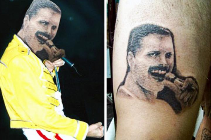20+ tetoválás, mely egész életükben emlékeztetni fogja az embereket arra, hogy hülyeséget csináltak