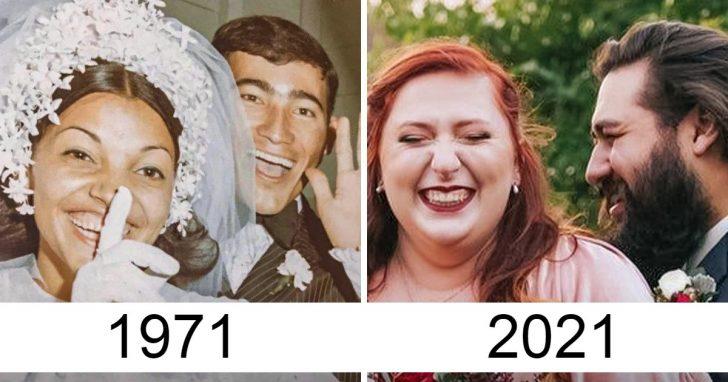 20 esküvői fotó, ami bizonyítja, hogy a szerelem ünneplése a legboldogabb pillanat a világon