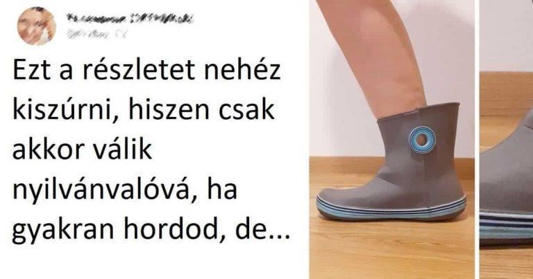 13 nem egyértelmű részlet, ami segíthet a tökéletes cipő kiválasztásában