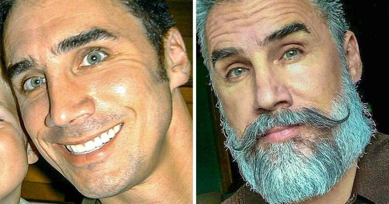 19 fénykép, amely bebizonyítja, hogy egy szakáll mindent megváltoztat