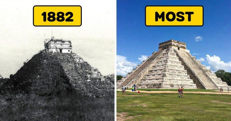 20 fotó, ami megmutatja, hogy milyen sokat változott a világunk az évek során
