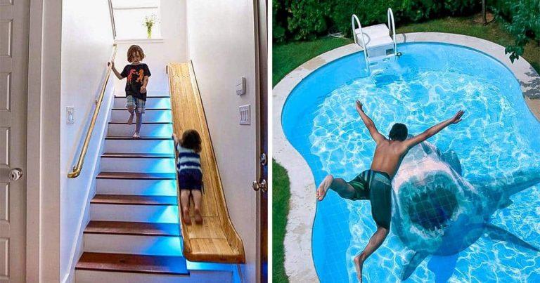 20 tervezési ötlet, amely egy magasabb szintre emeli a házad