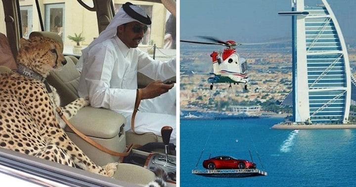 21 szokatlan pillanat, amellyel csak akkor találkozhatsz, hogyha egy nap Dubajba látogatsz