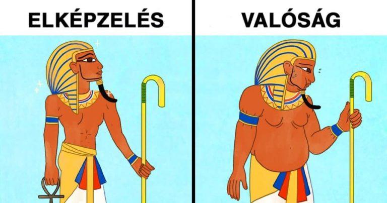 20 furcsaság az ókori egyiptomiakról, amely még azokat is összezavarja, akik ismerik a történelmet